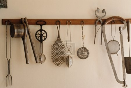 Photo for Vintage Kitchen Gadgets - Royalty Free Image