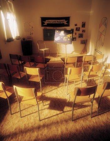 Photo pour Une chambre vide - image libre de droit