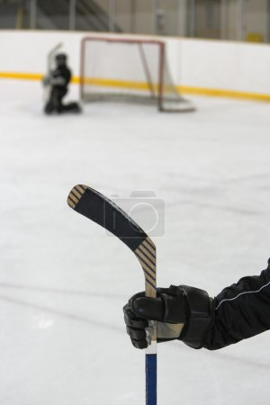Photo for Hockey Players - Royalty Free Image