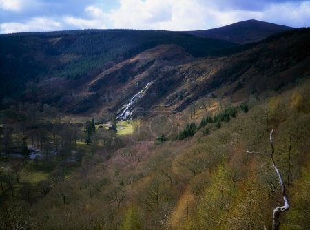 Powerscourt Waterfall, Co Wicklow, Ireland