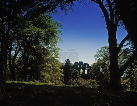 Photo for The Jealous Wall, Belvedere House, County Westmeath, Ireland - Royalty Free Image