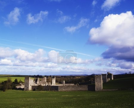 15Th Century Fortified Priory, Kells, Co Kilkenny, Ireland