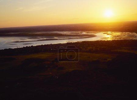 Scenic Landscape, Co Dublin, Ireland