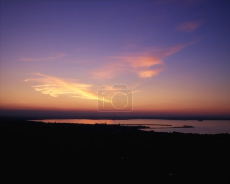 Sunset, Dun Laoghaire, Co Dublin, Ireland