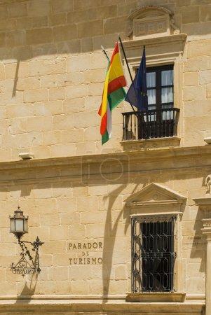 Parador Nacional Del Conde Stable Dávalos At Úbeda, Andalusia, Spain