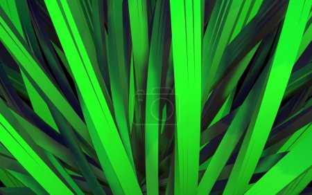 Photo for Close-Up View Of A Computer Generated Abstract Design - Royalty Free Image