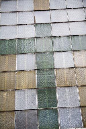 Photo pour Fenêtre de l'église, PatzicXoa, Guatemala - image libre de droit