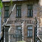 Auschwitz Nazi Concentration Camp, Oswiecim, Polan...