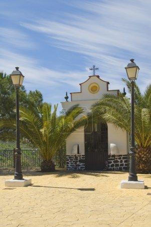 Chapel Of Saint Roque, Malaga, Andalucia, Spain
