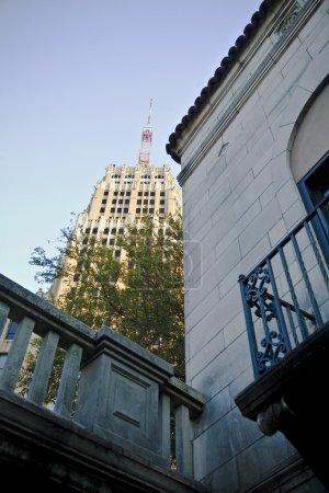 Buildings In San Antonio, Texas, USA
