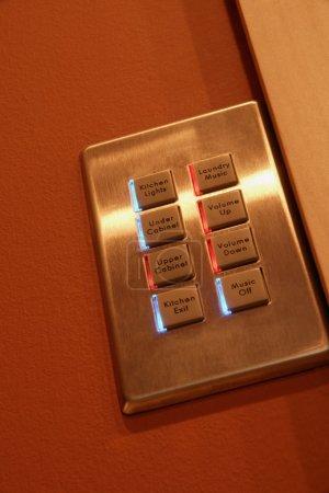 Keypad In Home