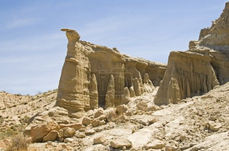 Rock Formations, Red Rock Canyon State Park, California, USA