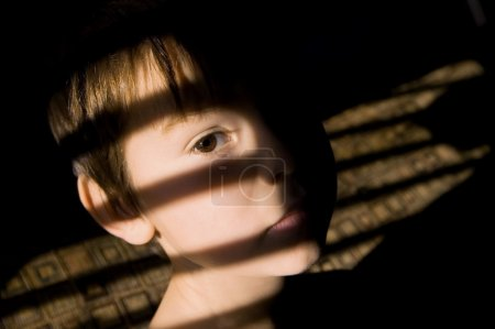 Photo for Child Looking Sad - Royalty Free Image
