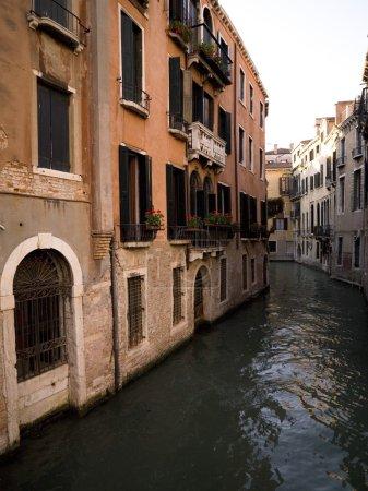 Venice, Italy. Canal