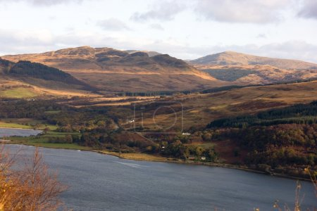 Photo for Hillside, Argyll And Bute, Scotland - Royalty Free Image
