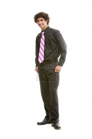 Well Dressed Young Man
