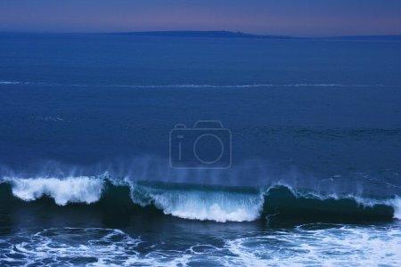 Burren Coast With Inisheer, Ireland...