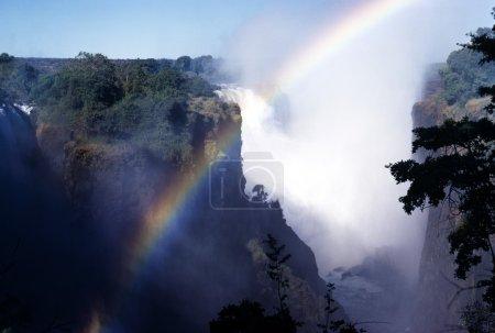 Victoria fällt, Zimbabwe