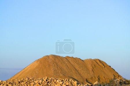 Hill Of Rocks