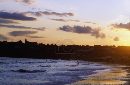 Photo for Tramore, Co Waterford, Ireland - Royalty Free Image
