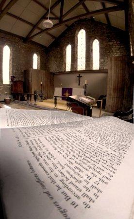 Church, Rosedale, West Yorkshire, England