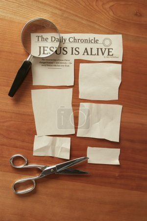 Jesus Is Alive Article