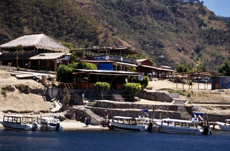Waterfront Property On Lake Atitlan, Guatemala