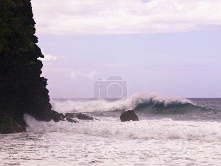 Photo pour Napali Coast State Park, Kauai, Hawaï - image libre de droit