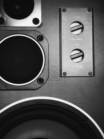 Photo for Sound System - Royalty Free Image