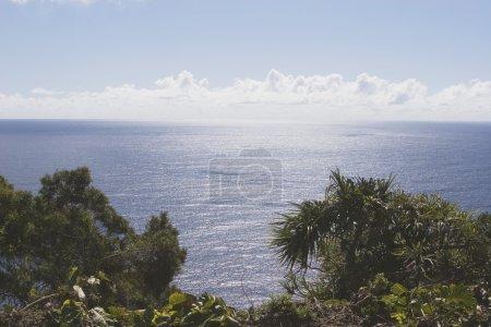 Pacific Ocean On The East Coast Of Maui, Hawaii