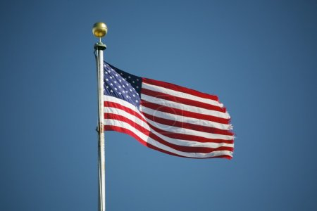 Photo for American Flag - Royalty Free Image