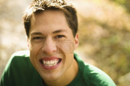 Photo for Young Man With A Big Smile - Royalty Free Image
