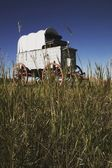 Chuckwagon On The Prairie