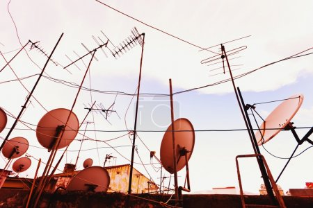Tv Aerials And Satellite Dishes