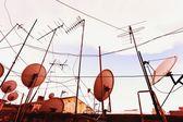 Tv Aerials And Satellite Dishes