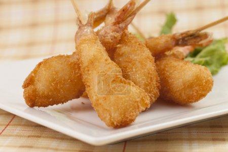 Appetizer Tray Fried Shrimp...