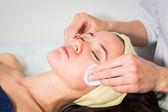 Lázně obličejové procedury