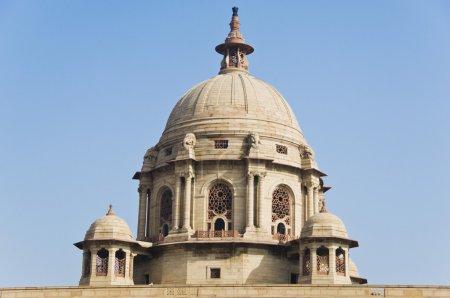 Government building, Rashtrapati Bhavan