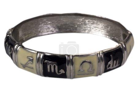 Close-up of a bracelet
