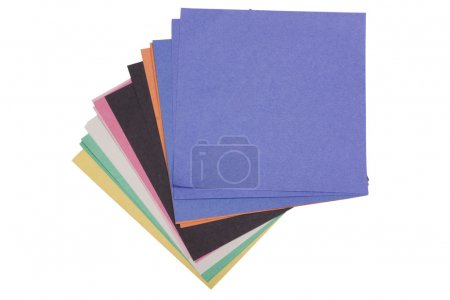 Stack of adhesive notes