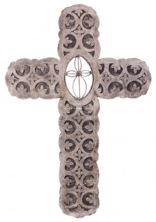 Close-up of a cross