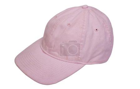 Close-up of a baseball cap