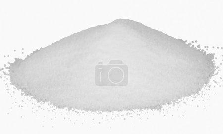 Pile of fine sugar