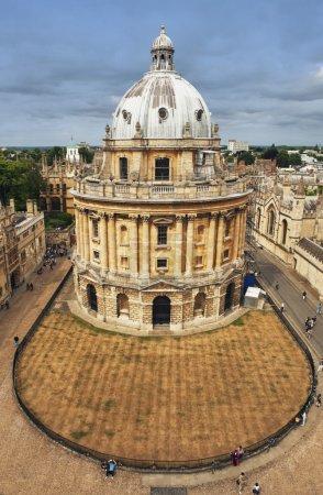 Radcliffe Camera, Oxford University