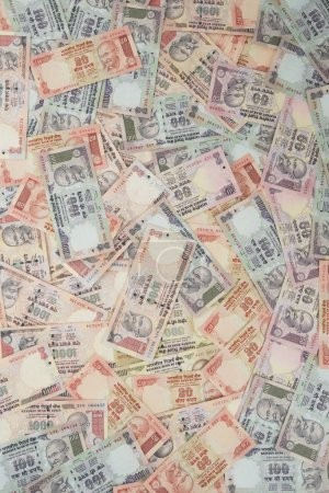 Variations of Indian Rupees