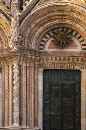 Facade of a cathedral