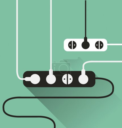 Green Power outlet icon
