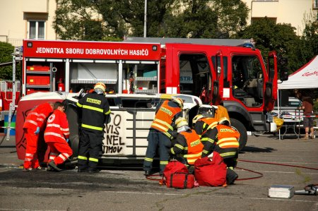 Fire and emergency units