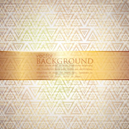 Illustration for Abstract golden background - Royalty Free Image