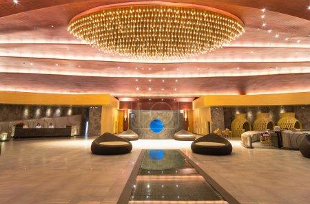 KHAOLAK, THAILAND - NOV 1 : Lobby of the SENTIDO Graceland Khao